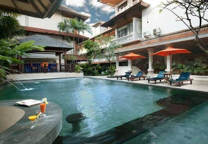 Website Hotel Gianyar