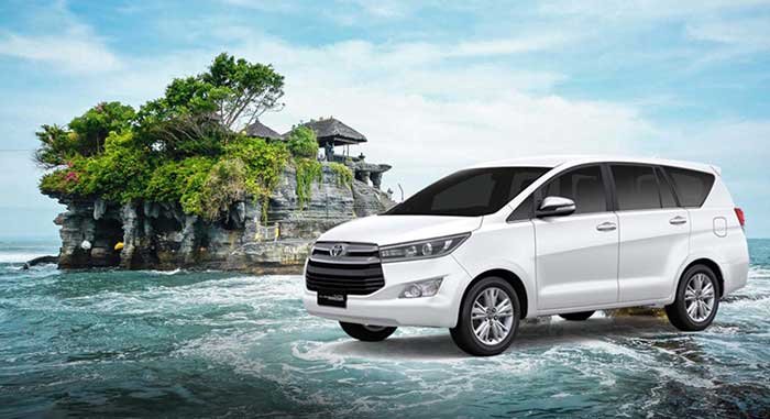 Website Rental Mobil Denpasar