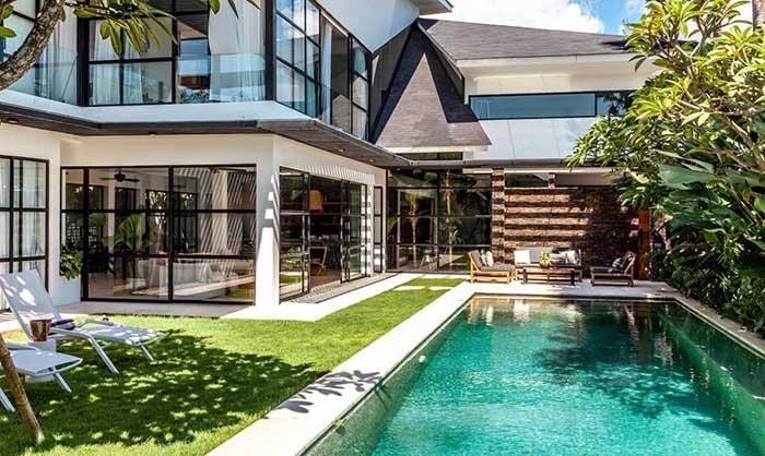 Website Villa Badung